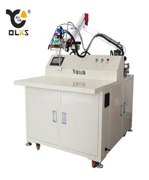 OL-G990机械shou单头AB灌胶机